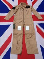 BRITISH DESERT AIR CREW COVERALL MK-16A